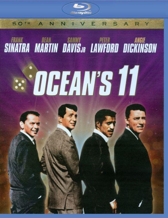 Ocean's 11 [50th Anniversary] [Blu-ray] [1960] 1245229