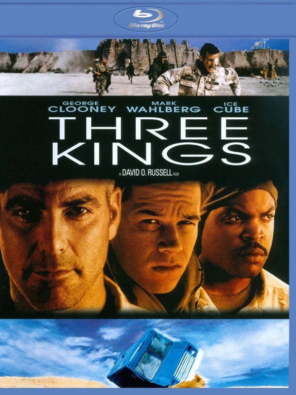 Three Kings [Blu-ray] [1999] 1245238