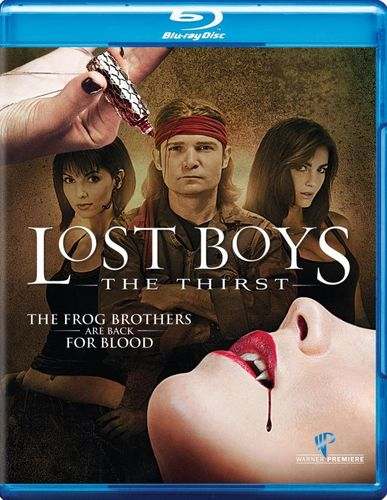 Lost Boys: The Thirst [Blu-ray/DVD] [2010] 1245247