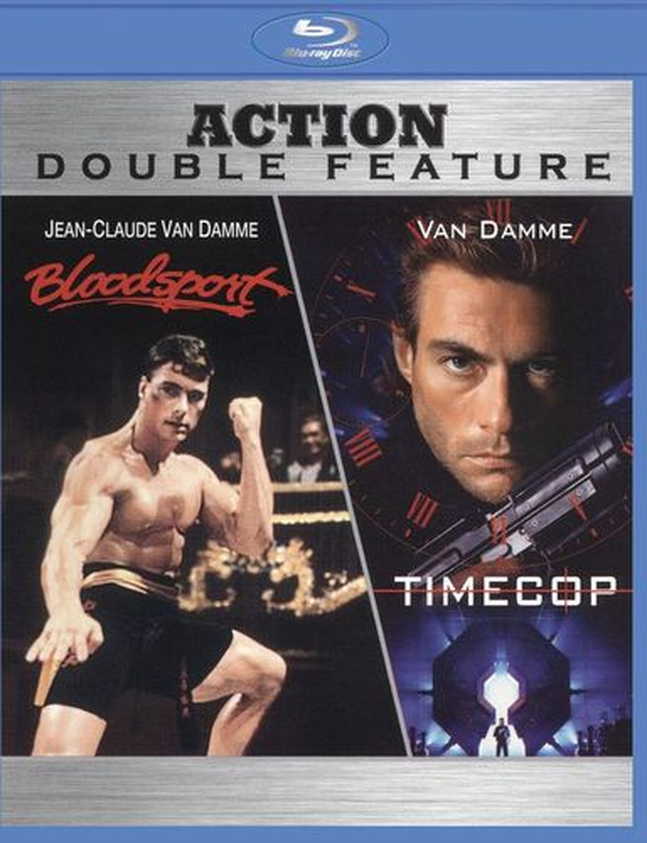 Timecop/Bloodsport [Blu-ray] 1245274