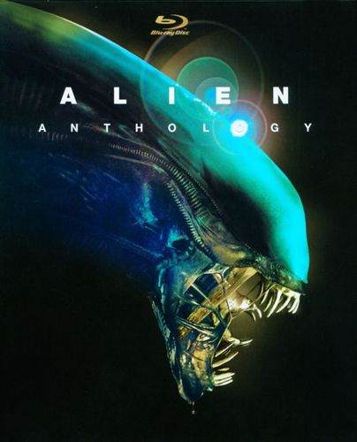 Alien Anthology [6 Discs] [Blu-ray] 1253546