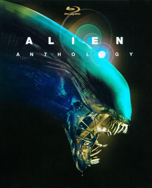 Alien Anthology [6 Discs] [Blu-ray] 1253546