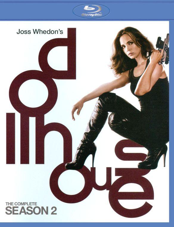 Dollhouse: Season 2 [3 Discs] [Blu-ray] 1253555