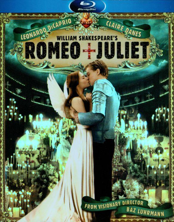 Romeo + Juliet [Blu-ray] [1996] 1253689