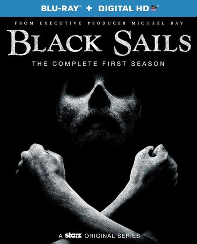 Black Sails: The Complete First Season [Includes Digital Copy] [Blu-ray] 1255115