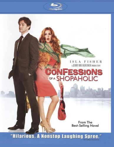 Confessions of a Shopaholic [2 Discs] [Blu-ray] [2009] 1255769