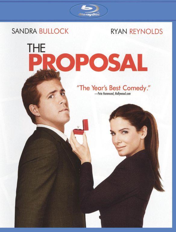 The Proposal [2 Discs] [Blu-ray] [2009] 1255823