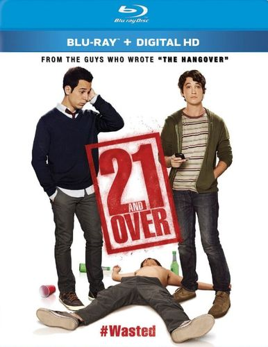 Image of 21 and Over [Blu-ray] [2013]