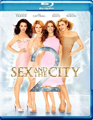 Sex and the City 2 [Blu-ray/DVD] [2010] 1258047