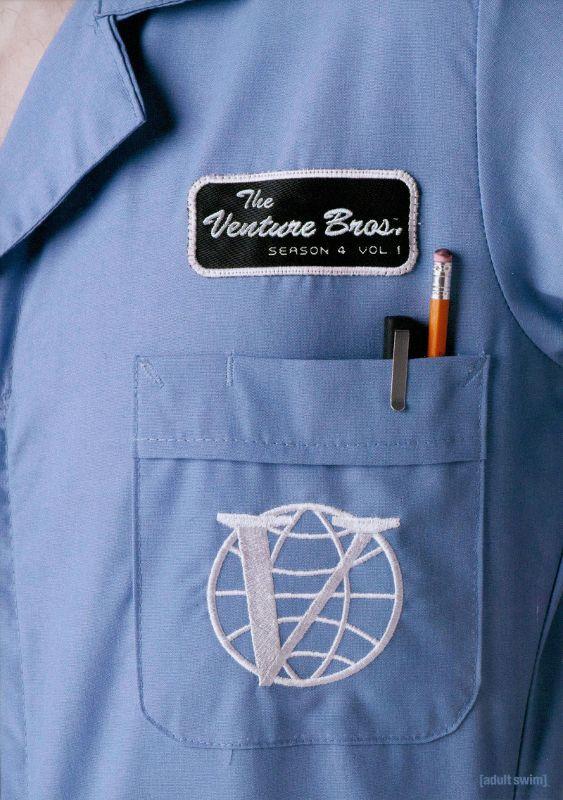 The Venture Bros.: Season 4, Vol. 1 [DVD] 1258056