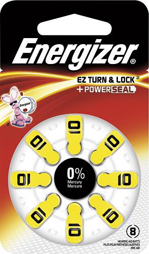Energizer - 10 Alkaline...