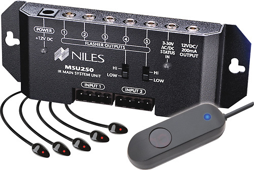 Niles RCA-HT2 Remote Control Anywhere! Kit for Home Theater Application