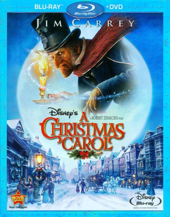 Disney's A Christmas Carol [2 Discs] [Blu-ray/DVD] [2009] 1275957