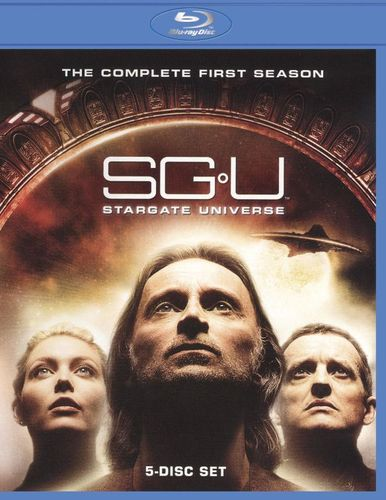 Stargate Universe: The Complete First Season [Blu-ray] 1283631