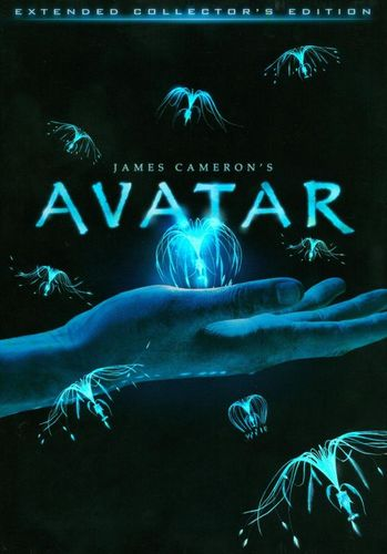 Avatar [Extended Collector's Edition] [3 Discs] [DVD] [2009] 1283713
