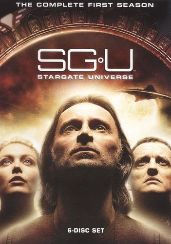 Stargate Universe: The Complete First Season [6 Discs] [DVD] 1283722