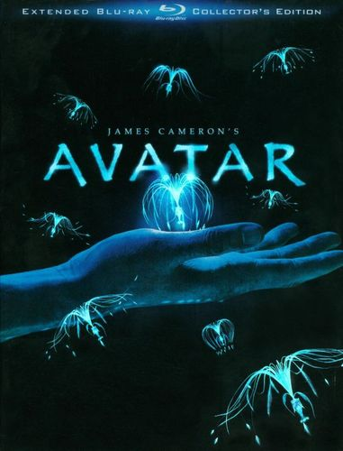 Avatar [Extended Collector's Edition] [3 Discs] [Blu-ray] [2009] 1283795