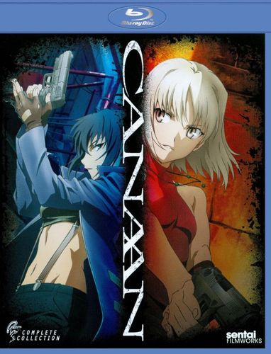 Canaan: Complete Collection [2 Discs] [Blu-ray] 1284233