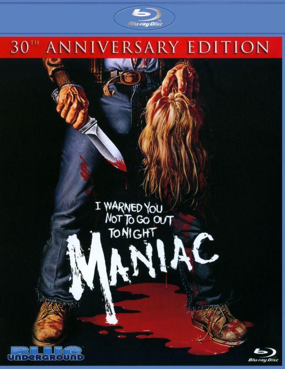 Maniac [30th Anniversary Edition] [2 Discs] [Blu-ray] [1980] 1284436