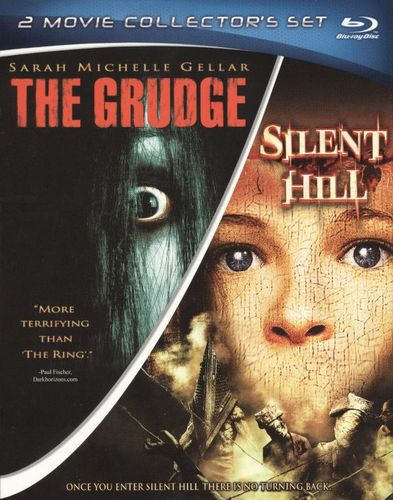 The Grudge/Silent Hill [2 Discs] [Blu-ray] 1291166