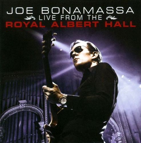 Live from the Royal Albert Hall [CD] 1298827