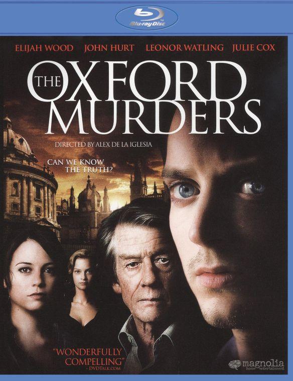 The Oxford Murders [Blu-ray] [2008] 1304037