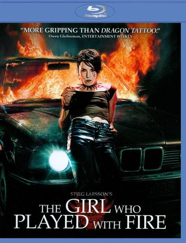 The Girl Who Played With Fire [Blu-ray] [2009] 1304152