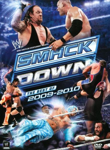 WWE: Smackdown - The Best of 2010 [3 Discs] [DVD] 1310453