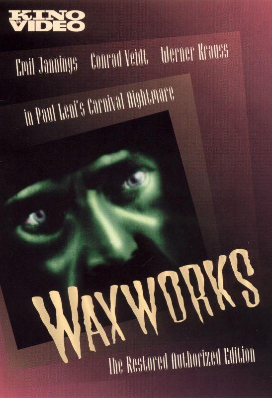 Waxworks [DVD] [1924] 13200181