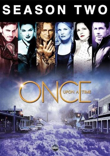 Once Upon a Time: The Complete Second Season [5 Discs] [DVD] 1321016
