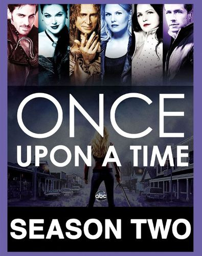 Once Upon a Time: The Complete Second Season [5 Discs] [Blu-ray] 1321025