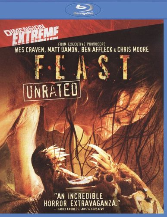 Feast [Blu-ray] [2006] 1323175