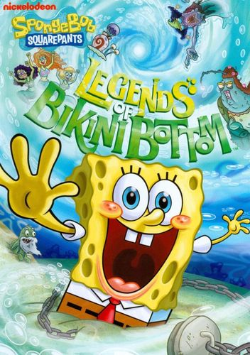 SpongeBob SquarePants: Legends of Bikini Bottom [DVD]