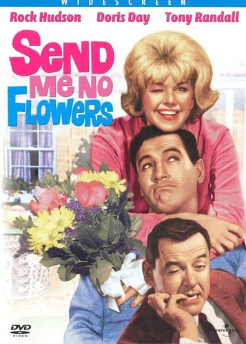 Send Me No Flowers [DVD] [1964] 13273851