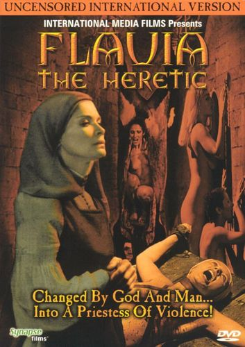 Flavia the Heretic [DVD] [1974] 13306068