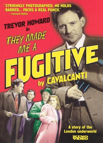 They Made Me a Fugitive [DVD] [1947] 13494818