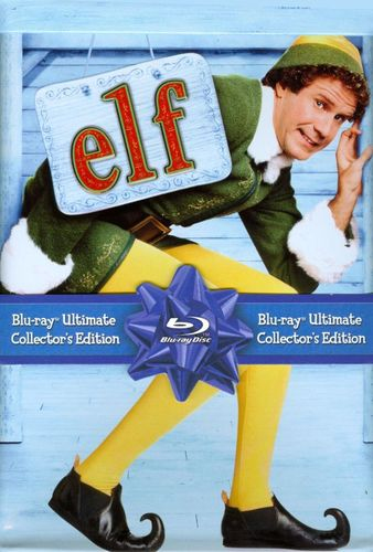 Elf [Ultimate Collector's Edition] [3 Discs] [2 DVDs/CD] [Holiday Gift Tin] [Blu-ray] [Blu-ray/DVD] [2003] 1356084
