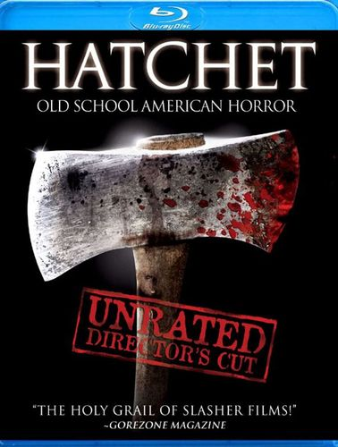 Hatchet [Director's Cut] [Blu-ray] [2006] 1358125