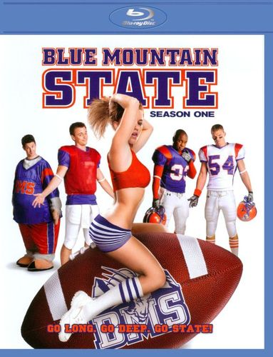 Blue Mountain State: Season One [2 Discs] [Blu-ray] 1358143