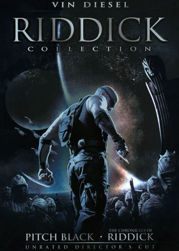 Riddick Collection [2 Discs] [DVD] 1361535