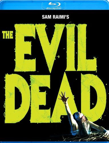 The Evil Dead [Blu-ray] [1981] 1364848