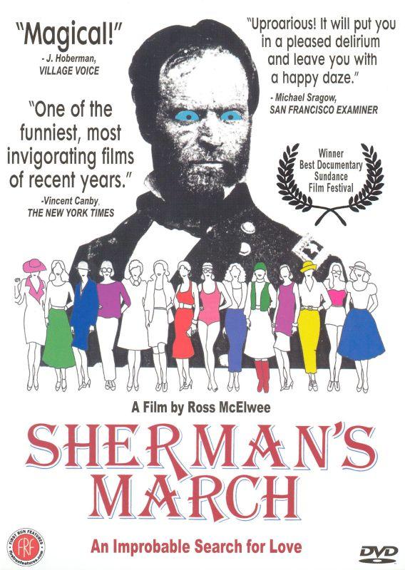 Sherman's March [DVD] [1986] 13669201
