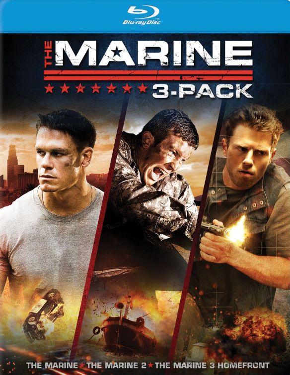 The Marine 3-Pack [3 Discs] [Blu-ray] 1367007