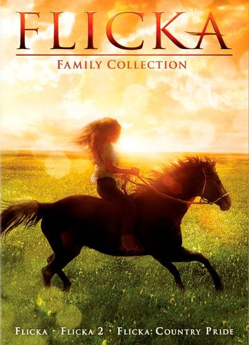 Flicka: Family Collection [3 Discs] [DVD] 1367098