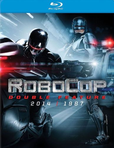 Robocop Double Feature: 2014/1987 [2 Discs] [Blu-ray] 1367281