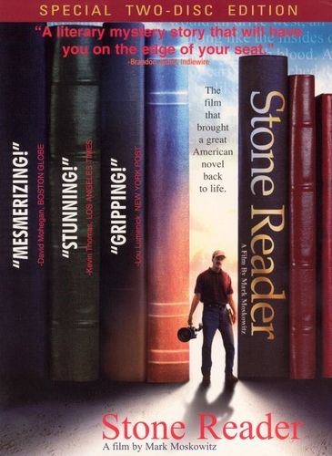 Stone Reader [Special Edition] [2 Discs] [DVD] [2002] 13674188