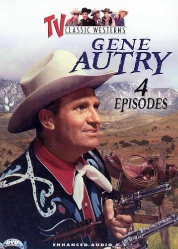 Gene Autry, Vol. 2 [DVD] 13712093