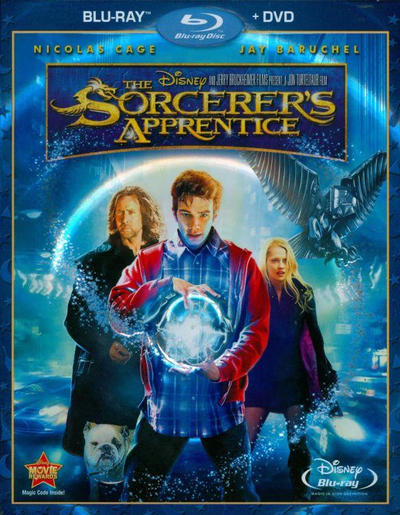 The Sorcerer's Apprentice [2 Discs] [Blu-ray/DVD] [2010] 1380014