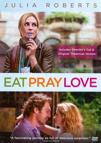 Eat Pray Love [Theatrical Version/Extended Cut] [DVD] [2010] 1380581