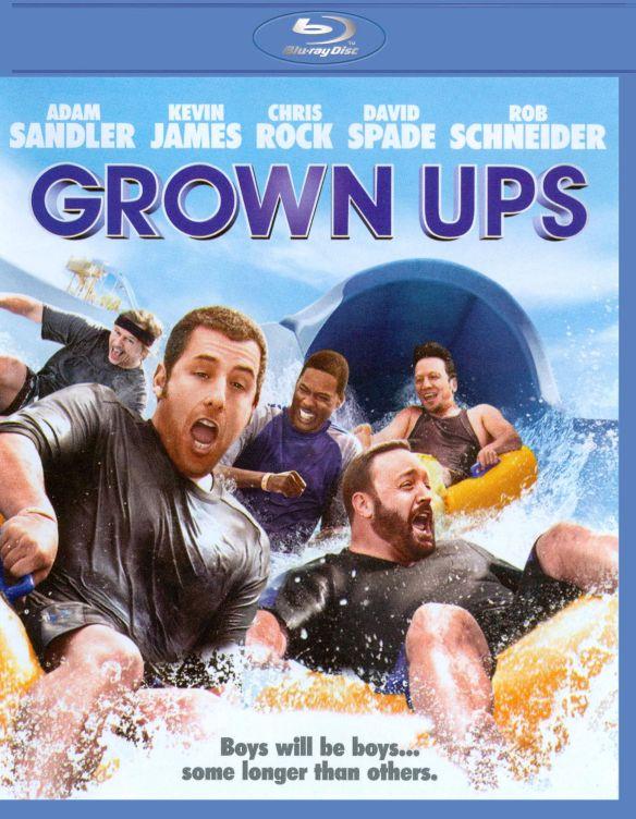 Grown Ups [Blu-ray] [2010] 1380642